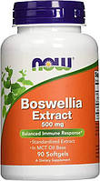 NOW_Boswellia Extract 500 мг - 90 софт кап