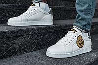Мужские кожаные кроссовки в стиле Dolce Gabbana   Высокое Качество!, фото 1