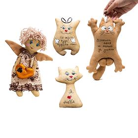 Кофейные игрушки