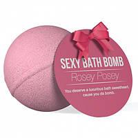 Бомбочка для ванны Dona Bath Bomb - Rosey Posey (128 г)