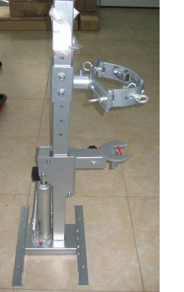 Стяжка пружин гидравлическая SkyRack 1000 кг