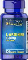 PsP L-Arginine 500 mg - 100 кап