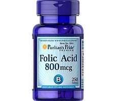 PsP Folic Acid 800 mcg - 250 таб