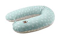 Подушка для беременных и кормления 30х170см, Корона