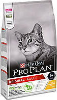 Сухой корм ПРО ПЛАН Pro Plan Adult Chicken для взрослых кошек с курицей 10 кг