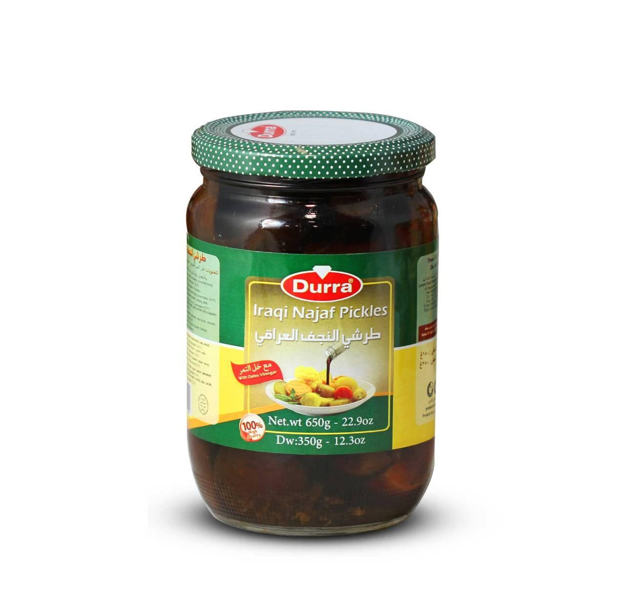 Овощной микс с финиковой патокой Durra 650 грамм
