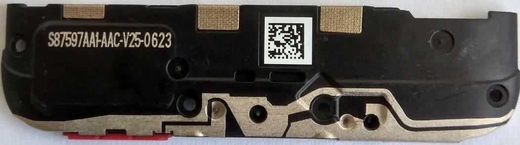Динамік(buzzer) для Huawei Honor 6A, в рамці
