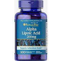 PsP Alpha Lipoic Acid 200 mg - 100 кап