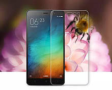 Захистне закалене скло для  Xiaomi Redmi note 3 Redmi note 3 Pro