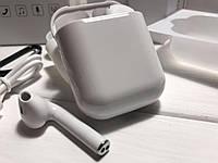 Беспроводные bluetooth 5.0 наушники с зарядным кейсом TWS-i9S White