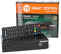 ТВ-ресивер DVB-T2 Romsat T8030HD Smart