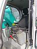 Экскаватор короткого радиуса Kobelco SK235SR на гусеничном ходу, фото 6