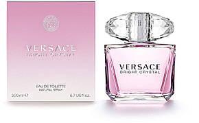 Женская туалетная вода Versace Bright Crystal edt 90ml TESTER, фото 3