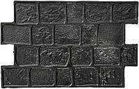"""Штамп полиуретановый """"Брусчатка"""" для создания декоративного бетона (Из вулканизированной резины)"""