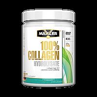 Коллаген для суставов и кожи, коллаген в порошке, Maxler 100% Hydrolysed Collagen - 300g