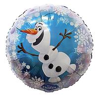 Новогодние фольгированные шары