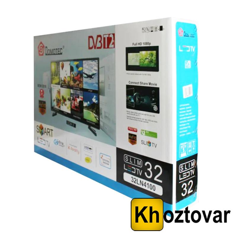 "LCD телевизор DVB-T2 Domotec 32"""