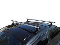 """Багажник Рено Меган / Renault Megane 2003- II Hatctback в штатные места Aero """"Кенгуру"""""""