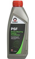 Трансмиссионное масло PSF POWER STEERING 1л Comma