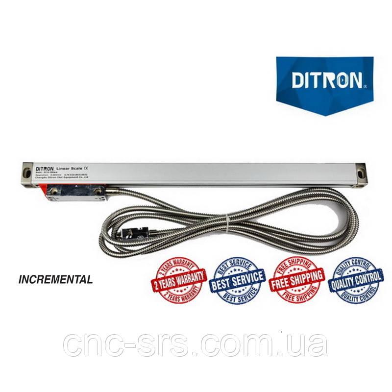 DC10 фотоэлектрический преобразователь линейных перемещений, 5 мкм,