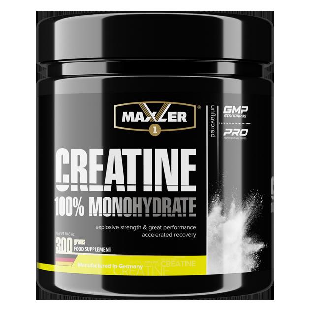 Креатин моногидрат Maxler Creatine Monohydrate - 300g