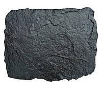 """Штамп полиуретановый из серии """"Скала"""" (средний, с трещиной) (Из вулканизированной резины)"""