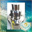 Фланец напорный для скважинных насосов Aquatica (777211003). Фланец напорный для погружных насосов., фото 2