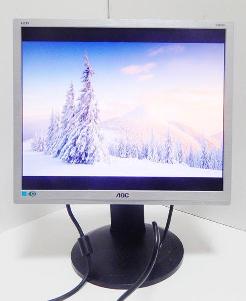 "Монитор  AOC E960 19"" 1280х1024 TFT TN WLED   5 ms 250 кд/м2 1000:1"