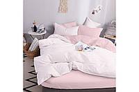 Постельное белье полуторное хлопковое розовое, Strawberry Dream