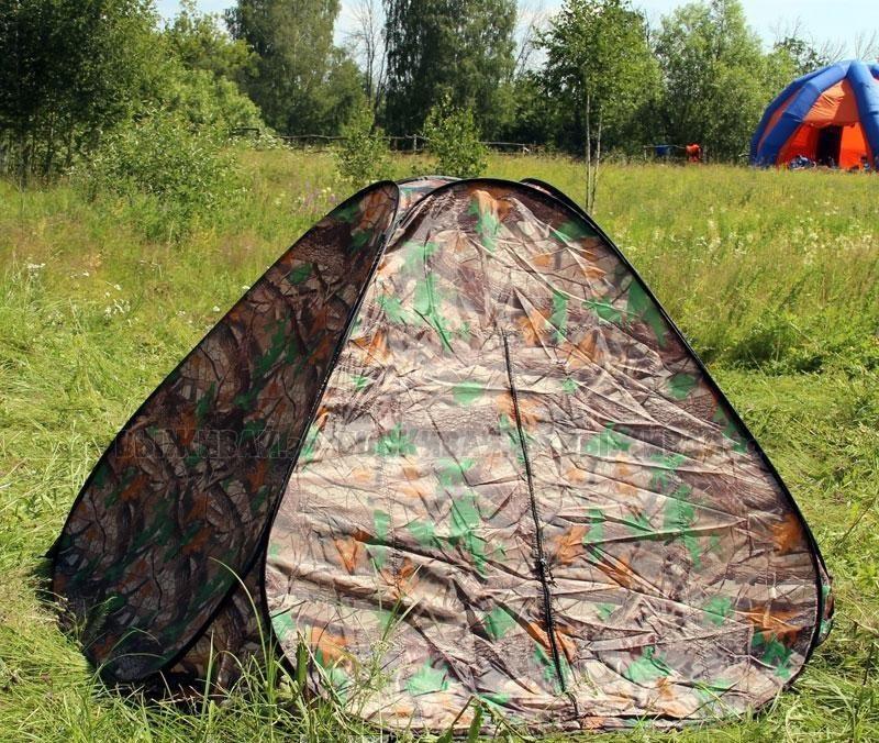 Палатка, шести, 6, местная, 250х250, высота, 160см, туристическая,  маскировочная, автомат автоматическая