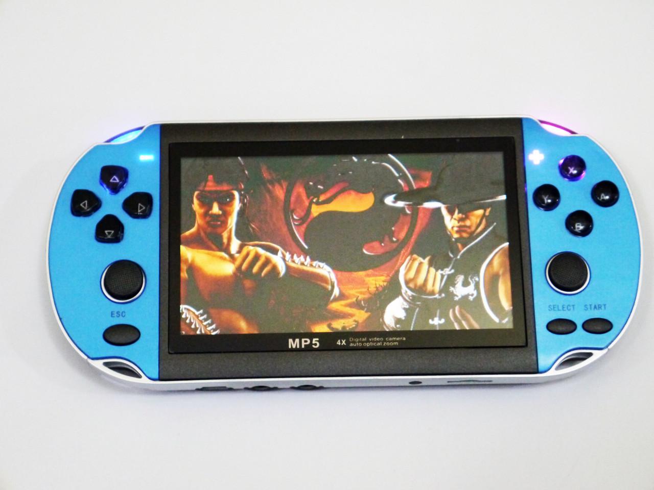 Игровая приставка X7 MP5 + 200 игр