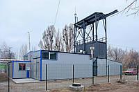 Модульная пеллетная котельная 600 кВт