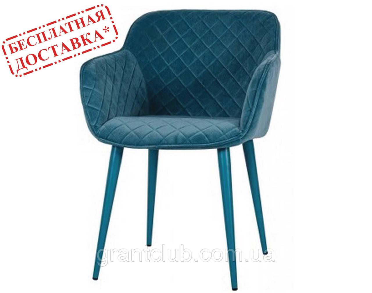 Кресло BAVARIA бирюза Nicolas (бесплатная доставка)