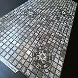 Панели ПВХ Мозаика «Медальон олива» Регул, фото 3