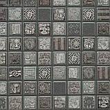 Панели ПВХ Мозаика «Медальон олива» Регул, фото 2