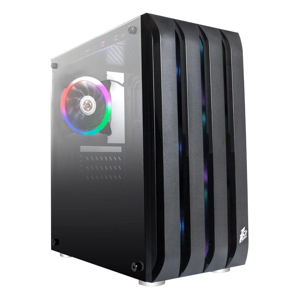 Игровой компьютер 4 ядра < Стриж > Ryzen 5 1500X \ 16 \ 480ssd \ GTX 1050ti