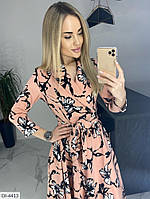 Красивое платье миди, фото 1
