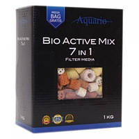 Наполнитель для биологической фильтрации Aquario Bio-Active Mix 7in1 1kg (керамика)