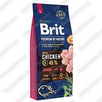 Brit Premium Dog Adult XL для взрослых собак гигантских пород 3 кг