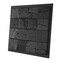 """Форма для 3D панелей """"Пьяный Карло"""" 400*400 мм"""