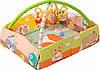 Розвиваючий килимок Baby Team з дугами (8566)