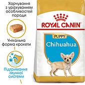 Для щенков чихуахуа Royal Canin Chihuahua Puppy, 1,5 кг