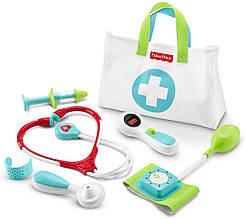 Игровой набор Маленький доктор Medical Kit Fisher Price DVH14