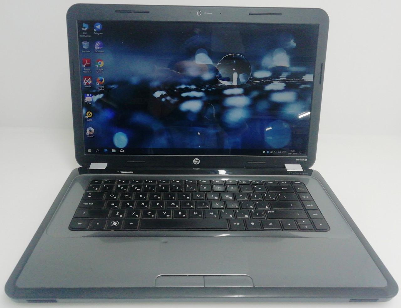Игровой ноутбук HP Pavilion g6 четыре ядра