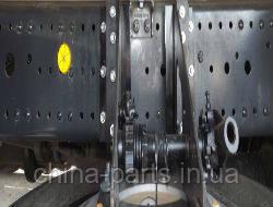 Сварная конструкция подрамника Foton ВJ3251   13251856R1900  #запчастиFoton