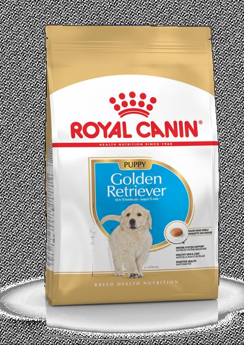 Корм для щенков ретриверов Royal Canin Golden Retriever Puppy, 3 кг, роял канин