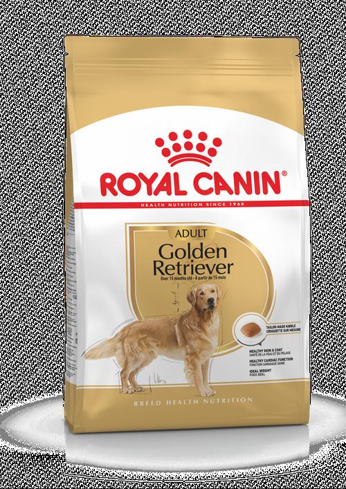 Корм для ретриверов Royal Canin Golden Retriever, 3 кг, роял канин