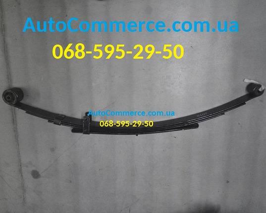 Рессора задняя FAW 1011, ФАВ 1011, фото 2