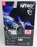 Видеокарта Sapphire Radeon RX 580 4Gb NITRO+, фото 1