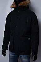 Парка мужская зимняя GS 100150405 черная